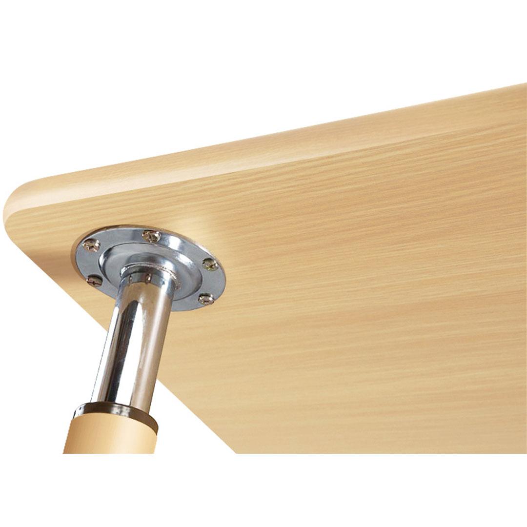 介護テーブル天板裏