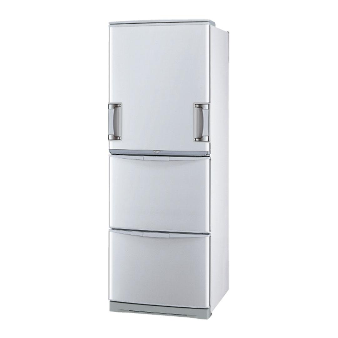 3ドア冷蔵庫 300Lクラス 中古