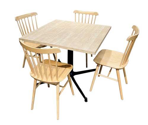 中古木製テーブル